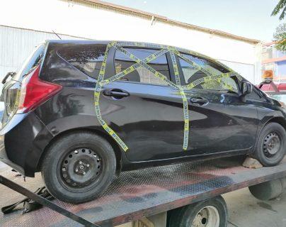 Abandonan tres cadáveres en un vehículo en La Reformita, zona 12 capitalina