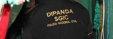 Las fuerzas de seguridad llevaron a cabo una requisa en la cárcel de Cantel, Quetzaltenango. (Foto Prensa Libre: PNC)