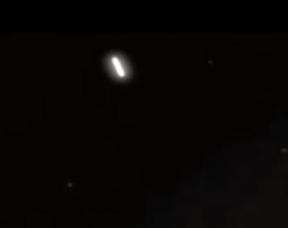 Video: Qué se sabe del supuesto ovni que pasó a gran velocidad cerca de la Estación Espacial Internacional
