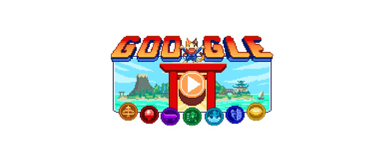 """Google celebra el inicio de los Juegos Olímpicos con el mayor """"doodle"""" jamás creado"""