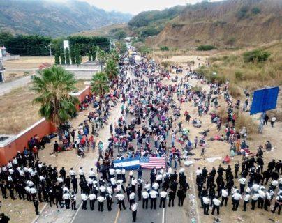 Crisis migratoria: Guatemala se prepara por posible caravana para finales de julio