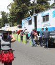 Los casos de coronavirus en Guatemala continúan al alza luego de más de un año y cuatro meses de luchar contra la enfermedad. (Foto Prensa Libre: Érick Ávila)