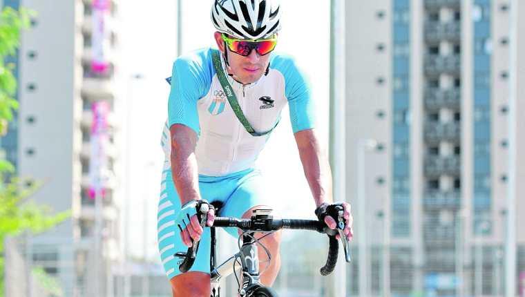 Manuel Rodas competirá en sus terceros juegos olímpicos en las justas de Tokio 2020. (Foto Hemeroteca PL).