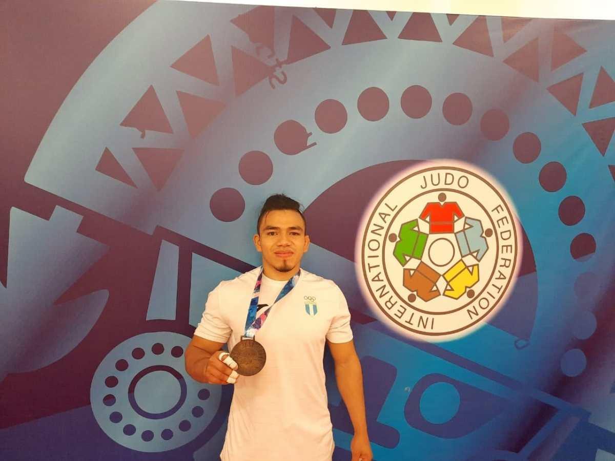 Vamos Guate: José Ramos disfruta del judo como un estilo de vida