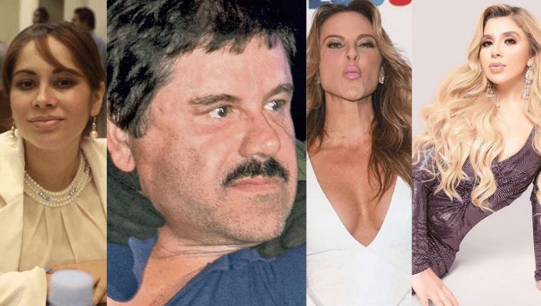 """Las reveladoras cartas con frases de amor que """"el Chapo"""" Guzmán escribió  a otras mujeres (incluida una diputada)"""