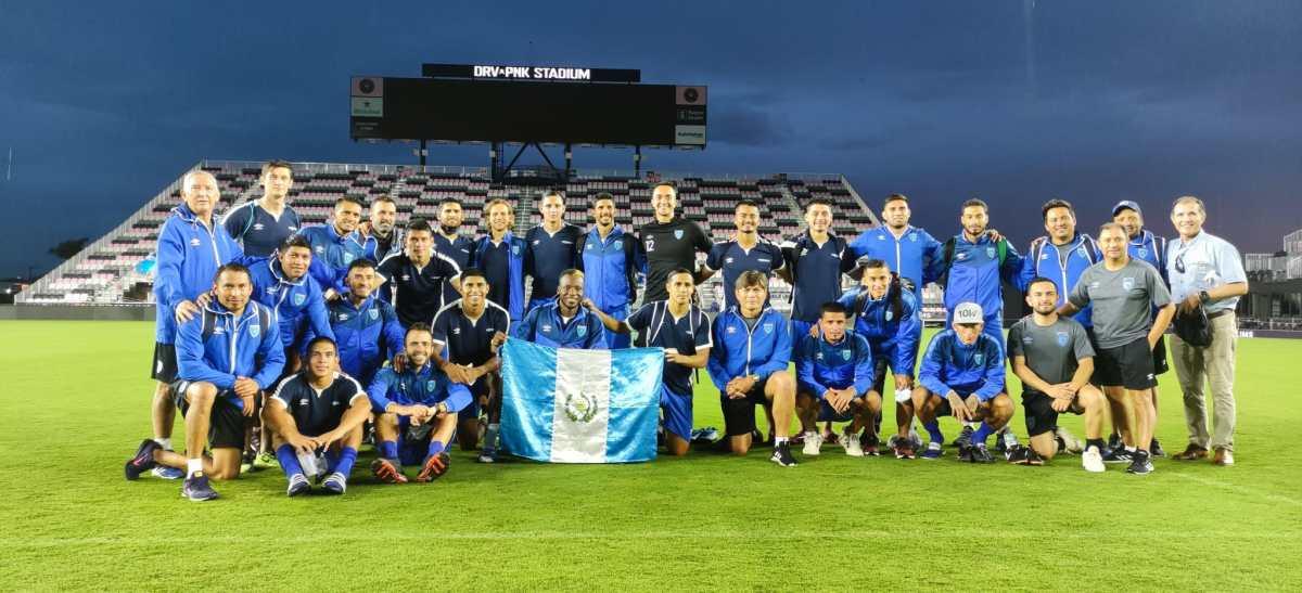Amarini Villatoro: Así fue el recorrido del técnico guatemalteco al frente de la Selección Nacional