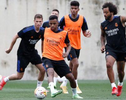 Isco Alarcón se incorpora a la pretemporada del Real Madrid