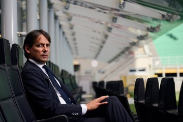 """Inzaghi espera a Eriksen """"con los brazos abiertos"""" en el Inter"""