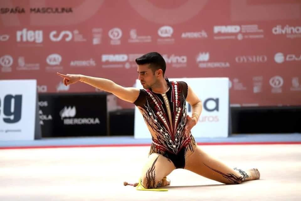 El ataque sexista de Tatiana Navka al gimnasta español, Cristofer Benítez