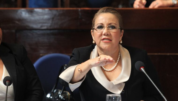 Blanca Stalling, exmagistrada de la CSJ. (Foto: Hemeroteca PL)
