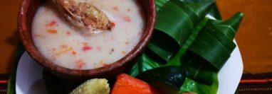 Ancestral y delicioso salpor de chompipe