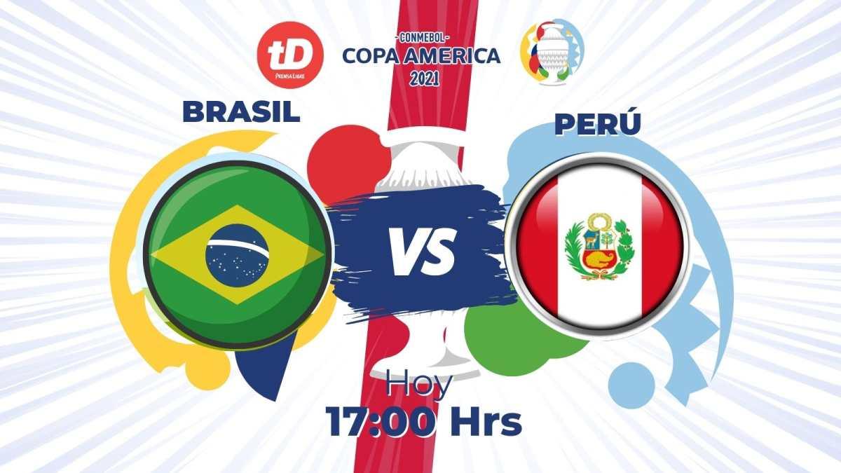 EN DIRECTO   Brasil – Perú