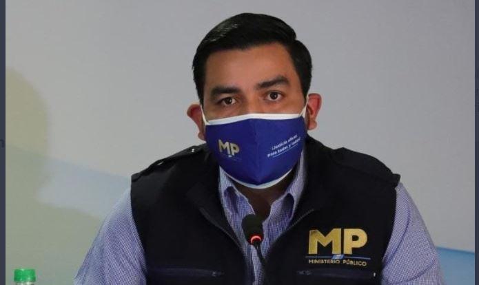 El fiscal Eduardo Pantaleón fue retirado de la Fiscalía contra la Corrupción y trasladado a la Fiscalía Liquidadora
