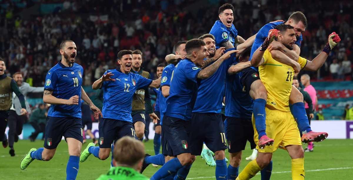 ¡Italia es campeón de la Eurocopa 2021! Donnarumma se agranda en la tanda de penaltis e Inglaterra cae en Wembley