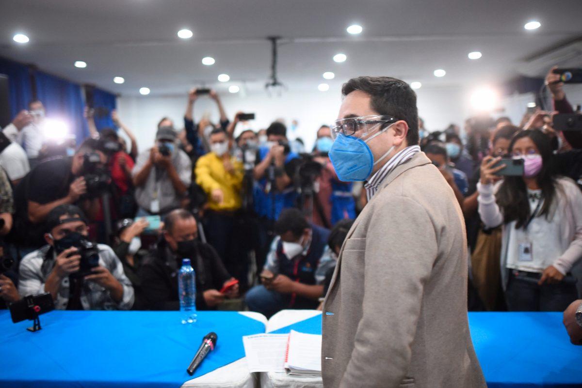 """Portavoz de Asuntos Exteriores de la UE dice que salida de Sandoval genera """"serias preocupaciones"""""""