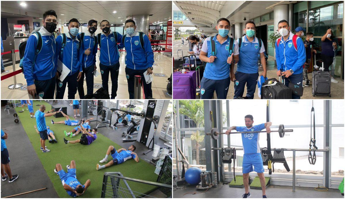 Selección Nacional de Futsal sigue su preparación para el Mundial Lituania 2021; hacen un campamento en Costa Rica