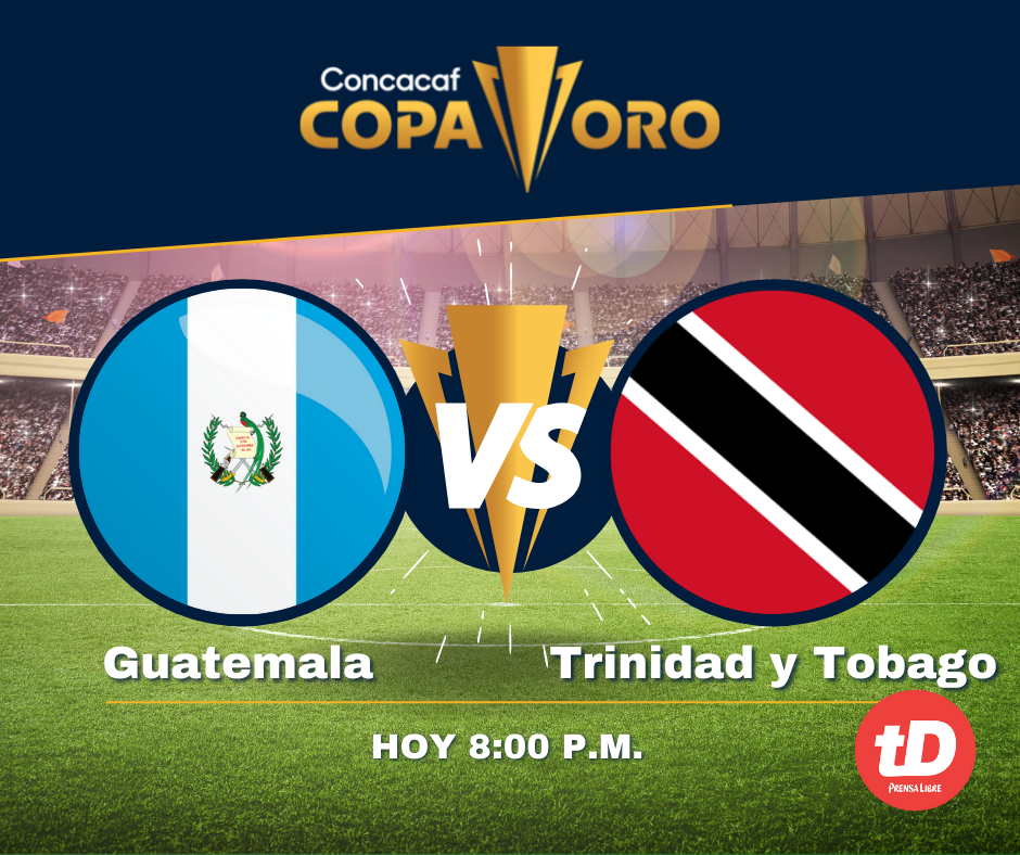 Estadísticas de Guatemala vs Trinidad y Tobago