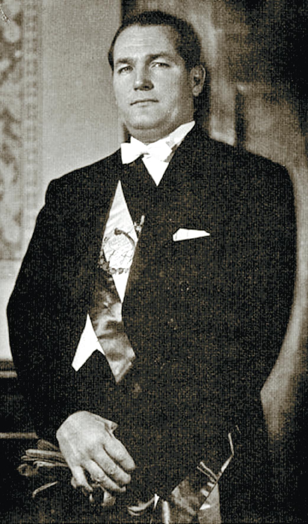 Arévalo asume la presidencia en 1945