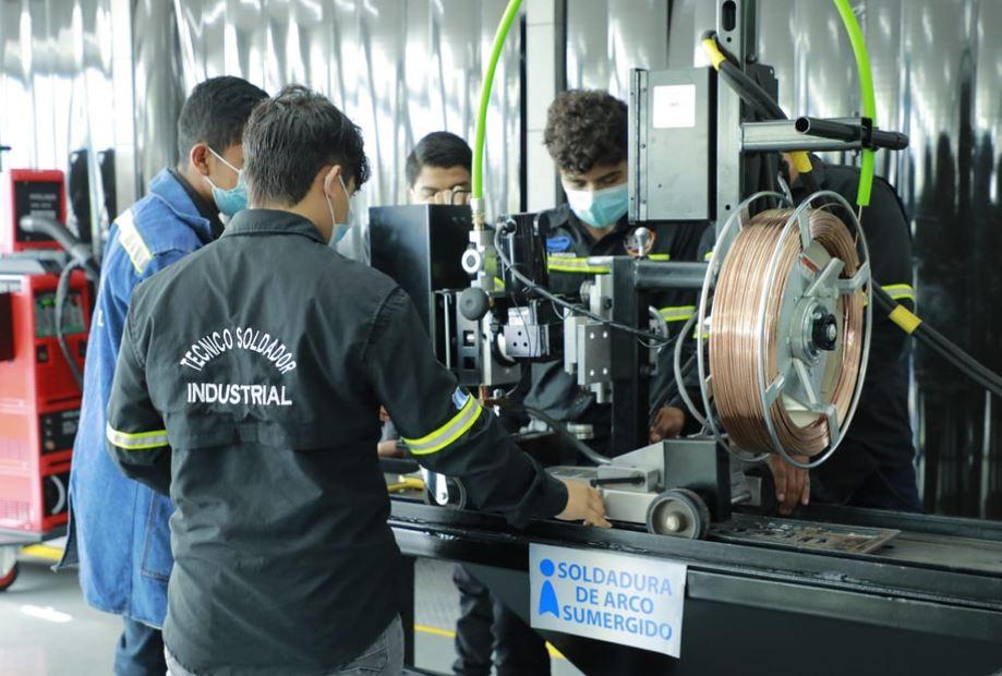 Intecap inaugura centro de capacitación en Villa Nueva y estas son las opciones que brinda para capacitarse