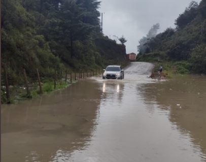Conred reporta inundaciones en Izabal y aumento en el nivel de varios ríos