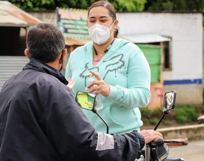 San Martín Jilotepeque implementa un cordón sanitario hasta el 2 de agosto por covid-19