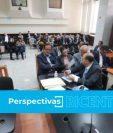 Las audiencias a menudo se suspenden por falta de sala o de uno de los sujetos procesales, lo cual provoca mora judicial. (Foto Prensa Libre: Hemeroteca PL)