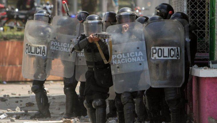 EE. UU.  muestra preocupación por el aumento de la represión en Nicaragua. (Foto: AFP)