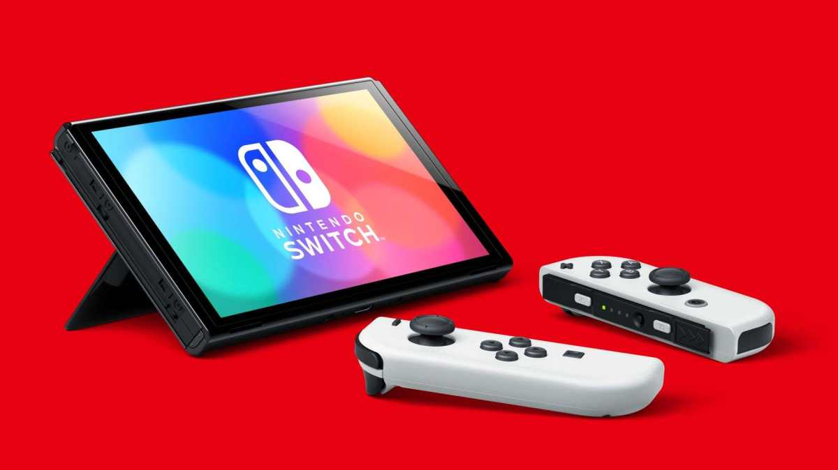La nueva Nintendo Switch: pantalla OLED y más novedades