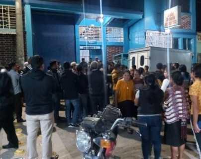 Enfermero muere baleado en el Hospital de San Pedro Necta