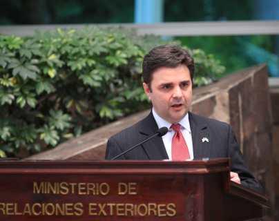 EE. UU. vuelve a enviar mensaje a Guatemala sobre apoyo a la lucha contra la corrupción