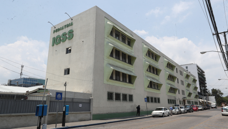 El intento de asalto ocurrió cerca a las instalaciones del IGSS de la zona 9. (Foto Prensa Libre: Hemeroteca)