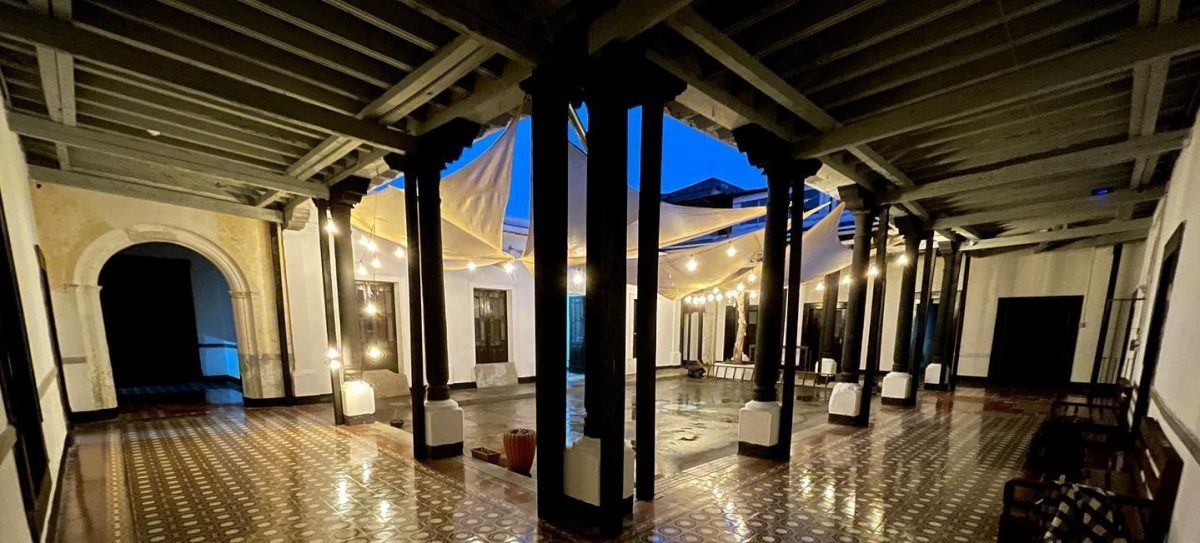 Mosaico Guatemala: Nuevo vecino del Centro Histórico
