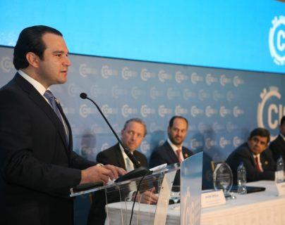Asume Luis Alfonso Bosch como nuevo presidente de la Cámara de Industria de Guatemala