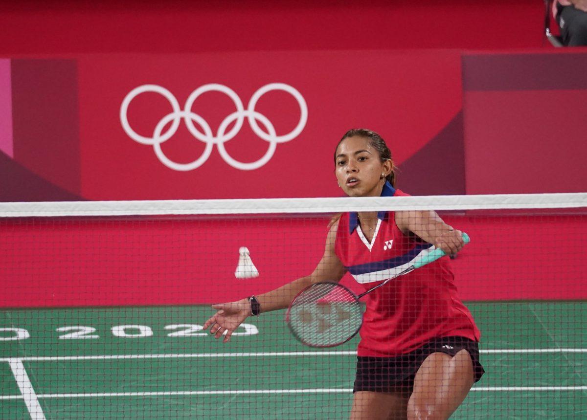 Así fue el debut de la retalteca Nikté Sotomayor en el bádminton femenino de los Juegos Olímpicos de Tokio 2020