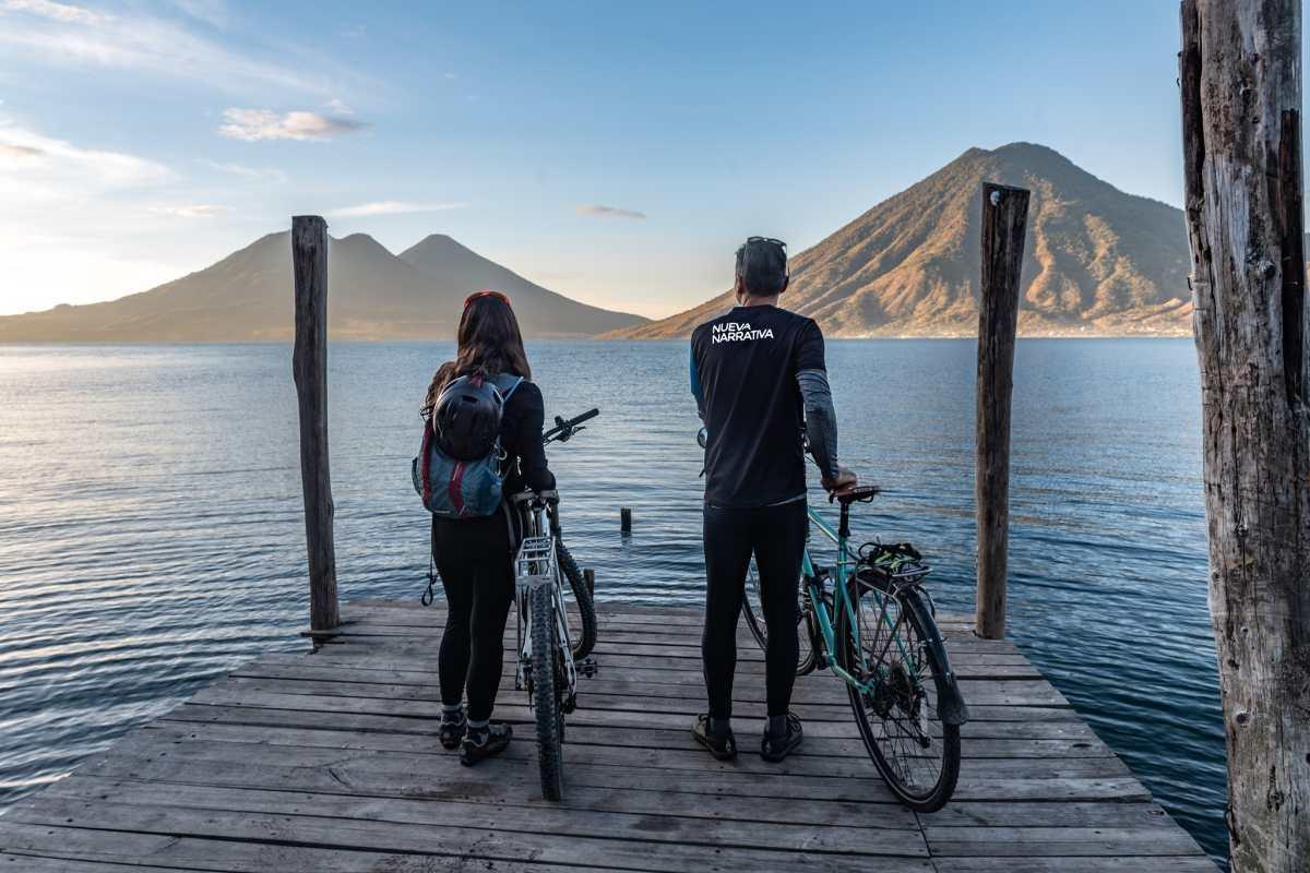Biciruta 502: el proyecto que conectará Guatemala para conocerla pedaleando