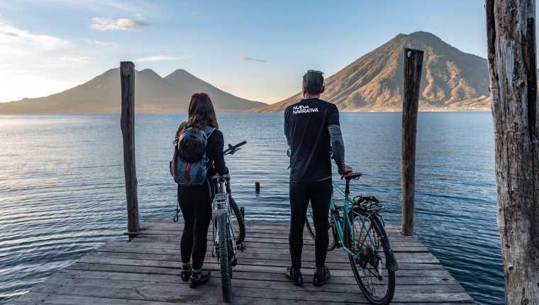 Construir la infraestructura apropiada para conectar todas las regiones del país, uniendo los principales puntos turísticos para generar Desarrollo Económico Humano y Ambiental a partir del Turismo Comunitario.  (Foto Prensa Libre: Nueva Narrativa Guate).