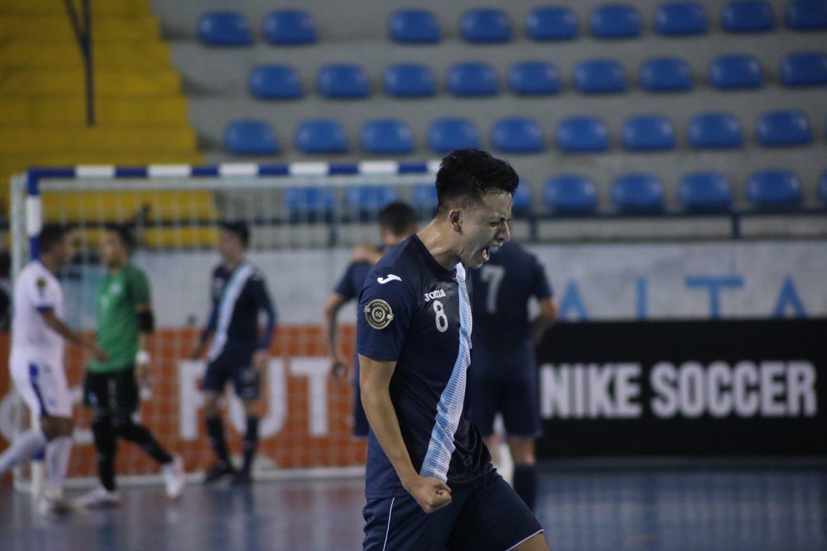 Futsal | Roberto Alvarado vestirá los colores del Unión África Ceutí, en España