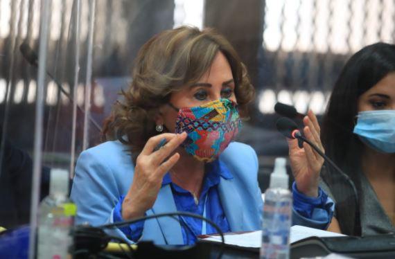 Jueza niega petición a Sandra Torres por lo que debe continuar sin asistir a reuniones políticas