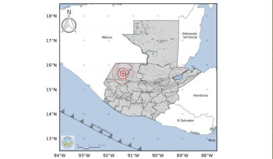 Insivumeh reporta 14 sismos en las últimas 24 horas y uno sensible