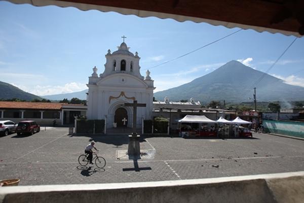 Aparte de motivar la relación comercial y atracción de inversiones, Cadecoguate apoyará el turismo en Sacatepéquez. (Foto, Prensa Libre: Hemeroteca PL).