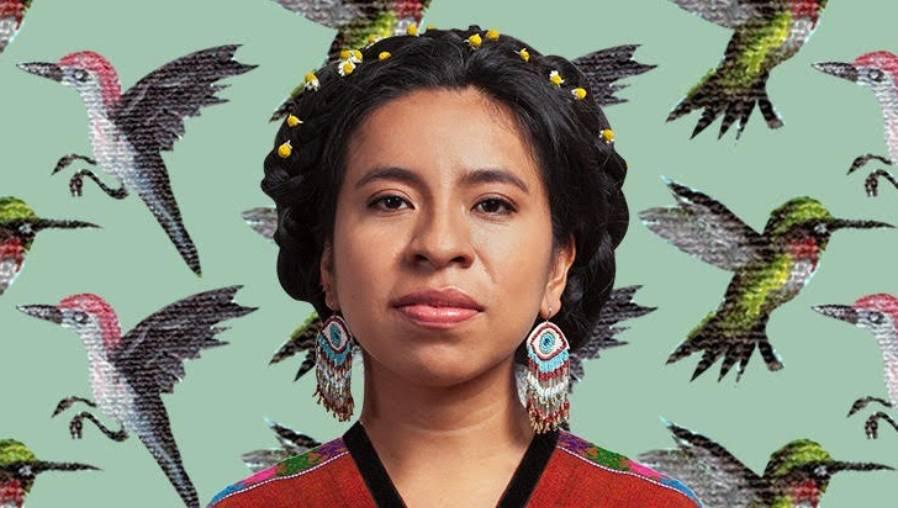 Sara Curruchich gana el Premio MTV Transforma MIAW 2021 gracias a su lucha por la igualdad de género desde la música