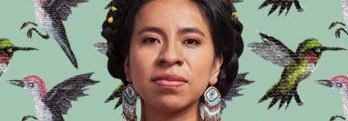 La cantautora maya kaqchikel Sara Curruchich ganó el Premio MTV Transforma MIAW 2021. (Foto Prensa Libre: Cortesía Sara Curruchich)