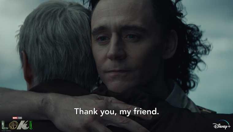 """La serie """"Loki"""" está disponible en Disney+. (Foto Prensa Libre: Twitter @LokiOfficial)."""