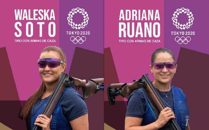Agenda de competencia de los atletas guatemaltecos para este martes en Tokio 2020