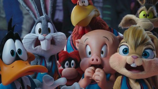 """Una nueva aventura aguarda a los Looney Tunes en """"Space Jam: Una nueva era"""". (Foto Prensa Libre: Cortesía Warner Bros.)"""