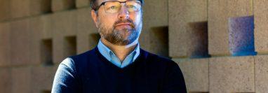 Eric Masanet es coautor de un análisis que sugiere que la tecnología no es un villano ambiental. (Erica Urech/The New York Times)