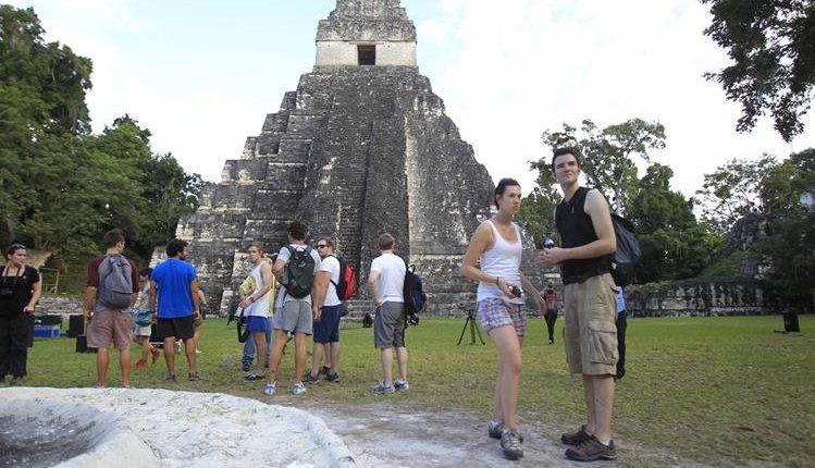 Las cifras de turismo actuales, aunque son alentadoras no se comparan con la era previa a la pandemia, que contabilizaban más de 2 millones de visitantes estadounidense al año.  Fotografía: Prensa Libre.
