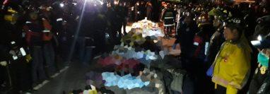 El accidente dejó 19 muertos y decenas de heridos. (Foto: Hemeroteca PL)