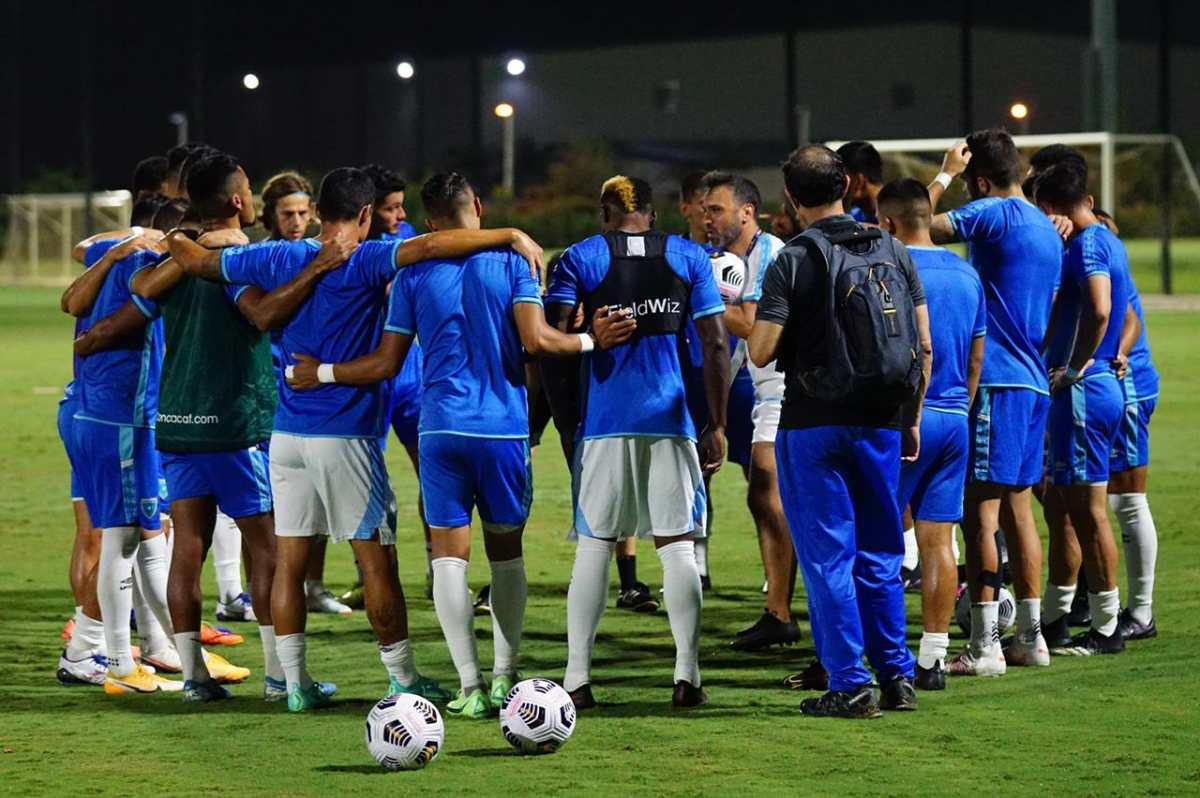 """""""Hay que analizar la inversión y hacer cambios"""", atletas opinan sobre la Selección de Guatemala"""