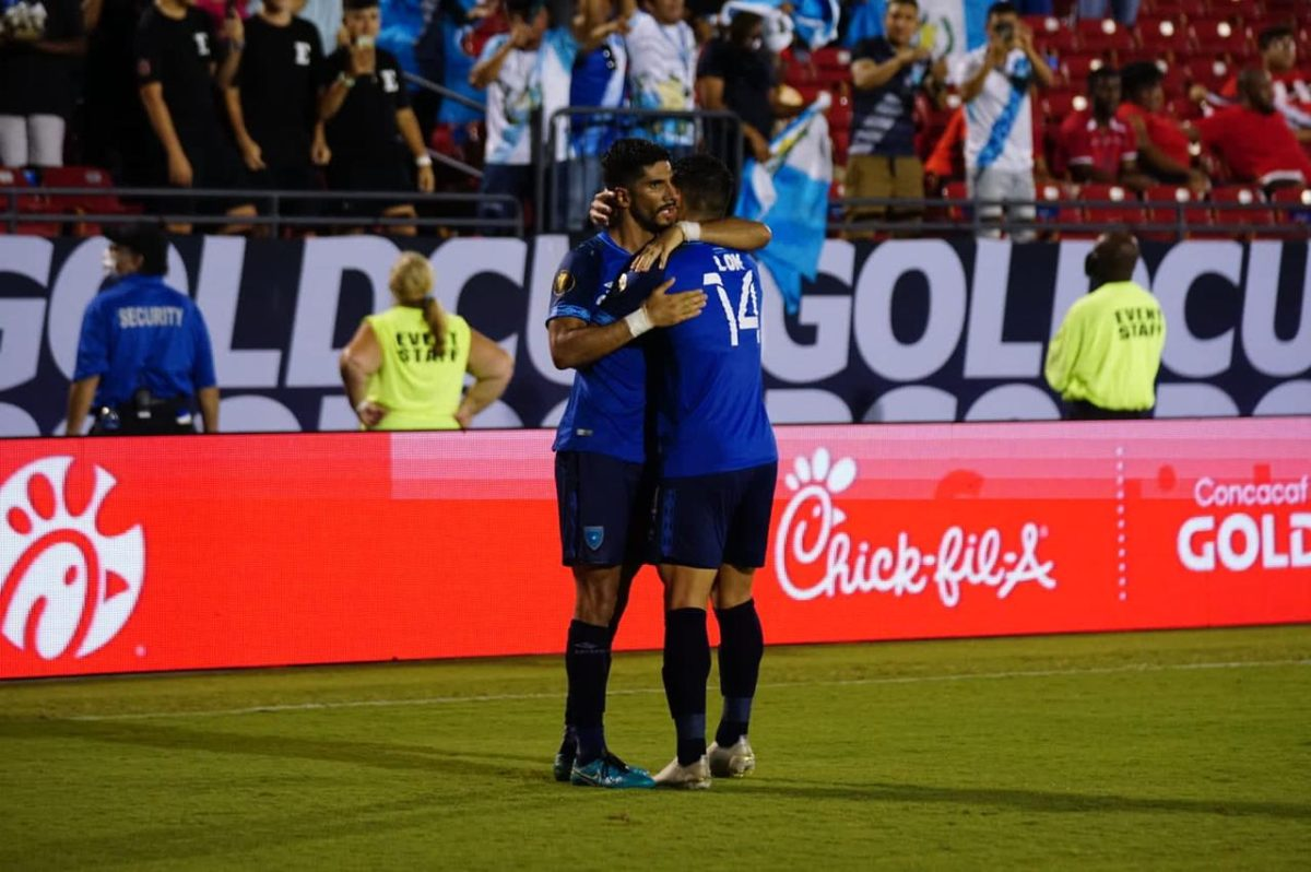 Guatemala se despide de la Copa Oro con un simple empate ante Trinidad y Tobago